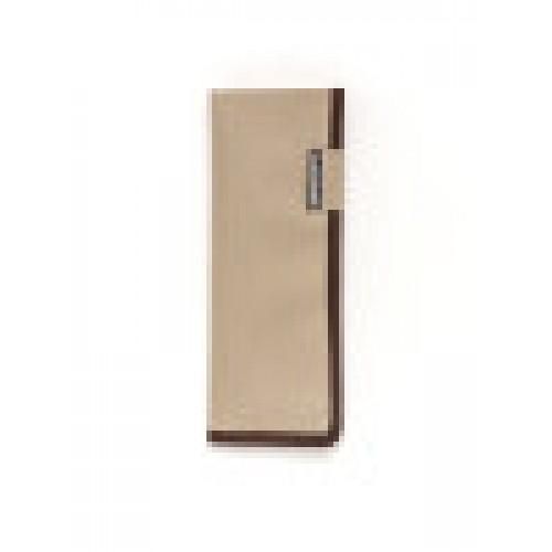 Пенал карманный для карандашей и ручек Малевичъ, цвет - бежевый