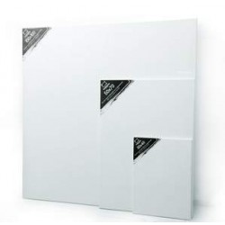 Набор холстов на подрамнике Малевичъ, хлопок 380 г, 20x30, 30x40, 40x50 см