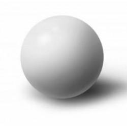 Шар гипсовый (диаметр 15 см)