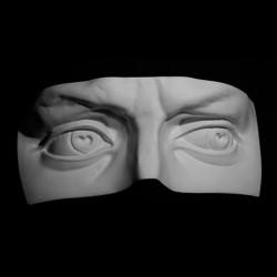 Глаза Давида. Микеланджело
