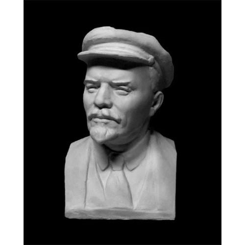 Ленин бюст, гипс