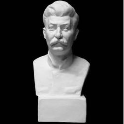 Сталин бюст, гипс