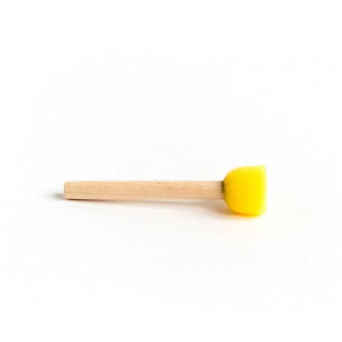 Кисть-губка круглая поролон 20 мм.