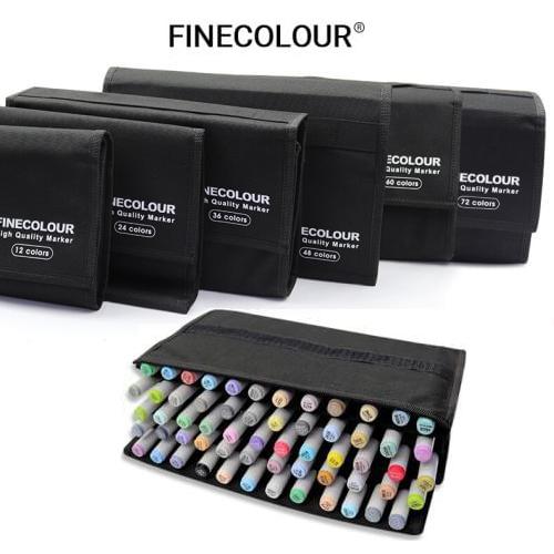 Пенал Finecolour на 36 маркеров