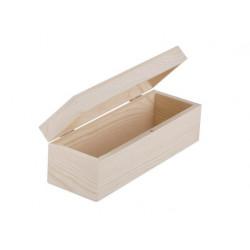 Сонет Шкатулка деревянная 210х70х70 мм, сосна