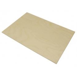 Фанера листовая, 3 мм, 30*30 см