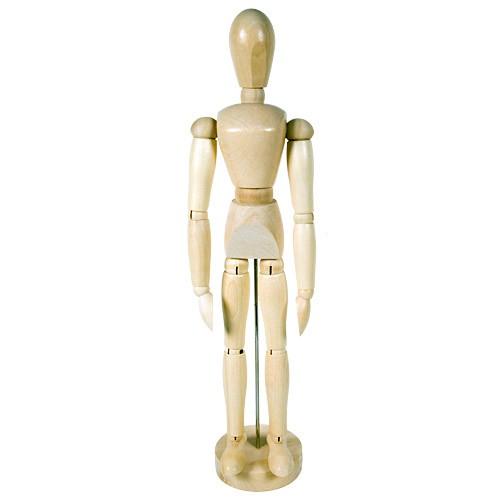 Манекен человека 30 см, женский