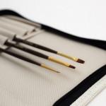 Пенал для кистей на короткой ручке Малевичъ, 16х25 см