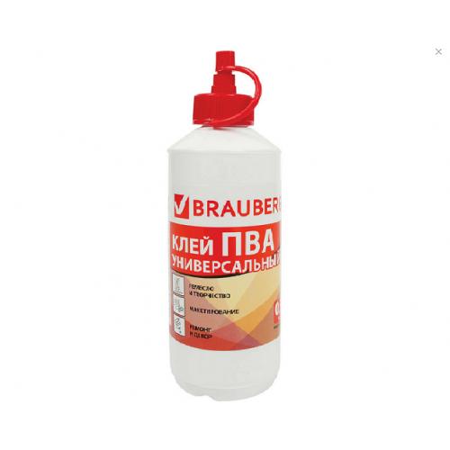 Клей ПВА BRAUBERG 0,5 кг универсальный