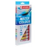 Набор акварельных красок в тубах Art Creation 12цв*12мл