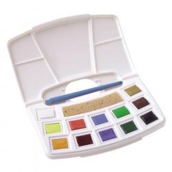 Набор акварельных красок Art Creation кюветы 12цв
