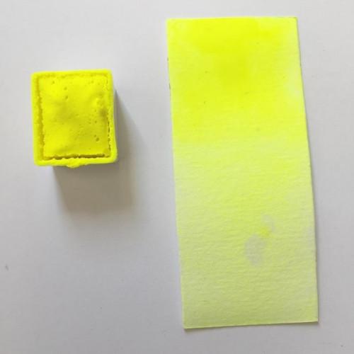 Акварель Handy Флуоресцентный желтый, 1,6 мл