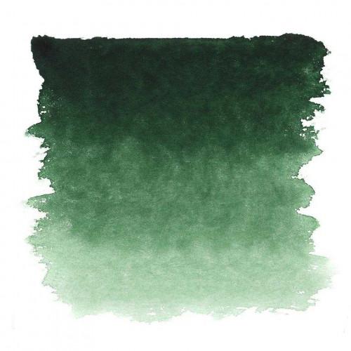 Зеленая, акварель «Белые ночи», туба 10 мл
