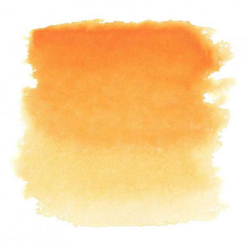 Золотистая темная, акварель «Белые ночи», туба 10 мл