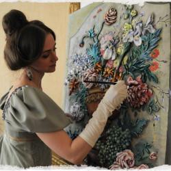Интервью с художницей Людмилой Август