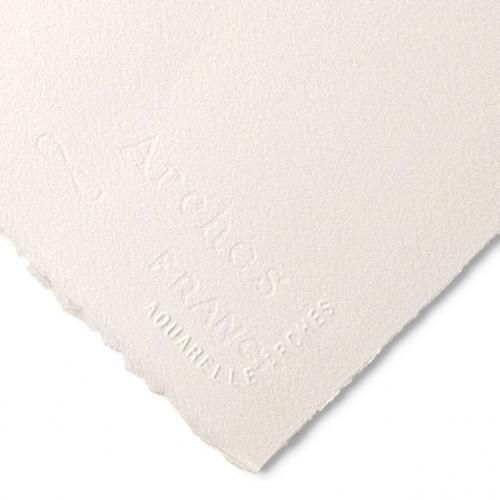 Бумага для акварели Arches 185г/м.кв 56*76 см, 100% хлопок