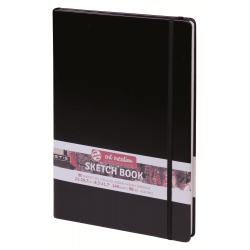 Скетчбук Royal Talens Art Creation 140 г/м2 13*21 см 80 л. черный