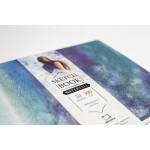 "Альбом для акварели Малевичъ ""Waterfall"", 300 г/м2, 26х19 см, 20л"