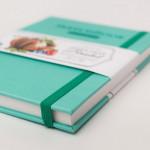 Скетчбук Малевичъ для графики и маркеров Bristol Touch, мятный, 180 г/м, А5, 50л