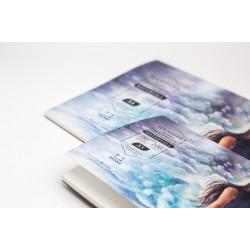 "Склейка для акварели Малевичъ ""Waterfall"", 200 г/м2, А5, 20л"