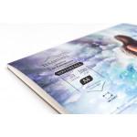 "Склейка для акварели Малевичъ ""Waterfall"", 200 г/м2, А4, 20л"