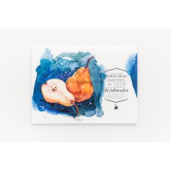 "Склейка для акварели ""White Swan"", Fin, 200 г/м2, 32х23, 20л"