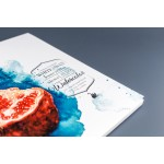 "Склейка для акварели ""White Swan"", Torshon, 250 г/м, 24х23 см, 20л"