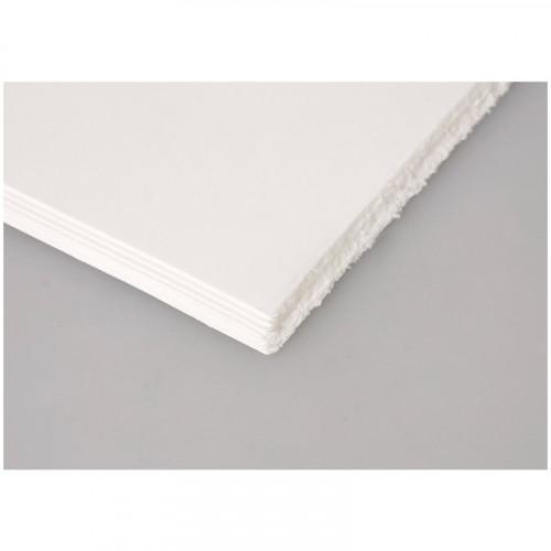 Бумага для акварели Clairefontaine Fontaine, 300 г/м2, 56х76 см, хлопок 100%, облачная