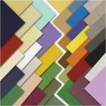 Бумага для пастели Tiziano 160г/м.кв 50х65см 46 цветов