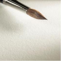 "Hahnemuhle Бумага для акварели ""Cezanne"", 300 г/м2, 56х76 см, хлопок 100%, среднее зерно"