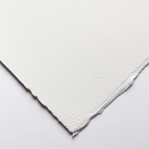 Бумага для акварели Saunders Waterford Rough High White 100% хлопок 300 г/кв.м  56x76 см