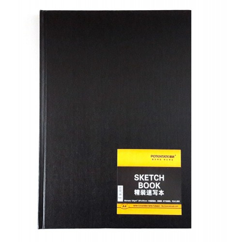 Альбом для эскизов Potentate Sketch Book 120 г/кв,м 56л 297х210 мм