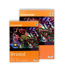 Альбом Potentate Bristol Pad, 36 листов, формат A3, бумага 240 г/м