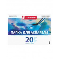 Папка для акварели Art Ceation А3 20л 200г