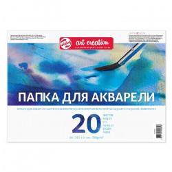 Папка для акварели Art Ceation А4 20л 200г