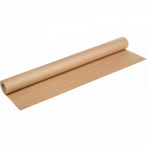 Бумага мешочная, 420 мм х 40м, плотность 70 г/м2, в рулоне, крафт
