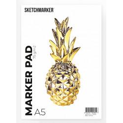 Альбом для маркеров Sketchmarker Marker Pad А5 (75 гр, 50 листов)