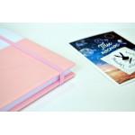 Альбом для Маркеров 20х20 см Розовый 160г/м2, 48 листов