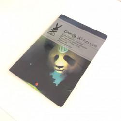 "Скетчбук А5 Fabriano ""Панда"" для графики, 110 г/м, 68 стр"