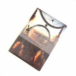 """Скетчбук А5 Fabriano """"Ловец Снов"""" для графики, 110 г/м, 68 стр"""