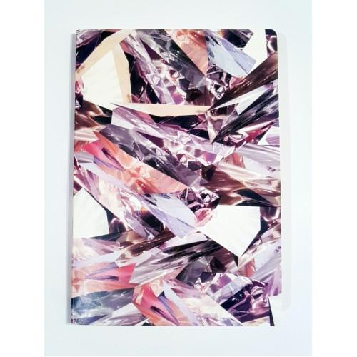 """Скетчбук для маркеров А5 """"Кристаллы"""" 160 г/м2, 60 листов"""