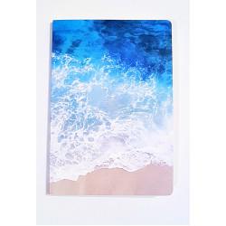 """Скетчбук для маркеров А5 """"Море"""" 160 г/м2, 60 листов"""