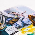 """Альбом-склейка Малевичъ """"Sketch"""" для маркеров, 75 г/м, 20х20 см"""