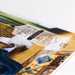 """Альбом-склейка Малевичъ """"Sketch"""" для маркеров, 75 г/м, 30х40 см, 40л"""