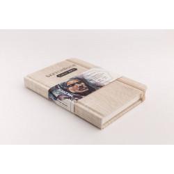 Скетчбук Малевичъ для графики GrafArt, Light Wood, 150 г/м, 9,5х14,5 см, 48л