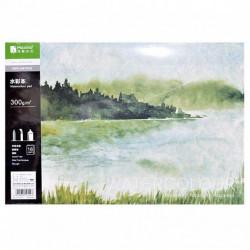 Скетчбук Maxleaf Watercolour Pad 260x190мм, 300г/м2