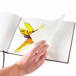 Скетчбук ONE4ALL Professional Artbook A4, portrait, 96 листов 150г/кв.м