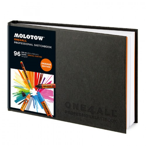 Скетчбук Molotow One4all Professional Sketchbook DIN A4