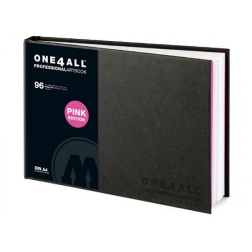 Скетчбук ONE4ALL ARTBOOK Professional Artbook A4, 96 листов 150г/кв.м
