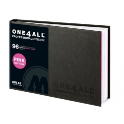 Скетчбук ONE4ALL ARTBOOK Professional Artbook A5, 96 листов 150г/кв.м